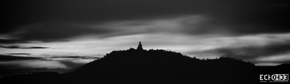 Buddha on the Hill