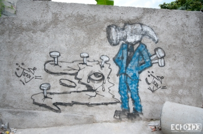 ECHOs - Port Au Prince - Haiti -_-14