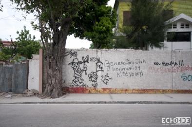 ECHOs - Port Au Prince - Haiti -_-18
