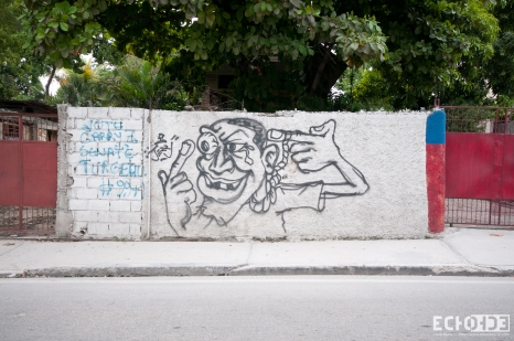 ECHOs - Port Au Prince - Haiti -_-19