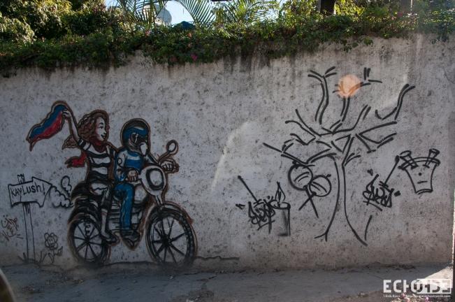 ECHOs - Port-Au-Prince - Haiti -_