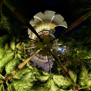 Marina Bay Sands 6 Panorama