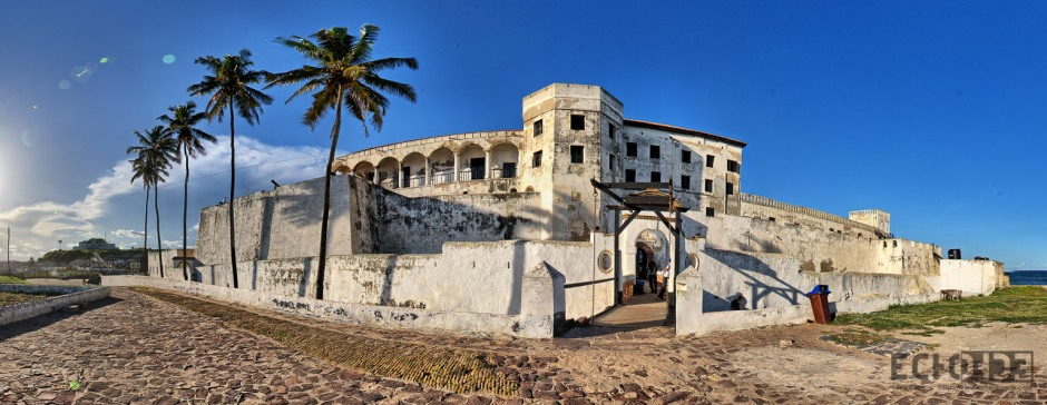 Elmina Front Entrence