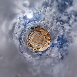 Planet Amman Citidel - Enterance - Amman, Jordan