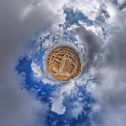 PLANET_Byzantine Church (2)- Amman Citadel - Amman, Jordan