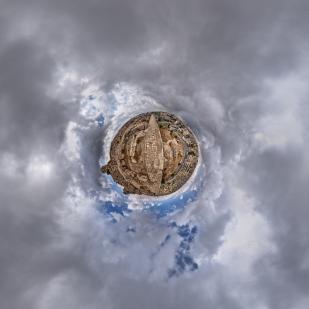 PLANET_Northward VIew - Amman Citadel - Amman, Jordan