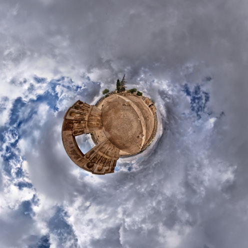 PLANET_The Mosque - Amman Citadel - Amman, Jordan