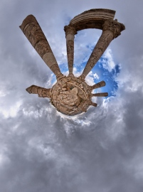 PLANET_The Temple of Hercules (2)- Amman Citadel, Jordan